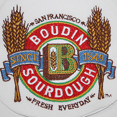 Boudin Direct embroiderey